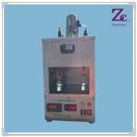 Buy cheap A23 Asphalt Saybolt Viscosity Usage and Vacuum Power Viscometer ASTM D88 from wholesalers
