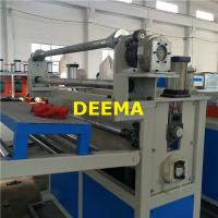 Buy cheap 1200-1350 Square Meter Plastic PVC Marble Panel Machinery 1-2 Persons Per Shift from wholesalers