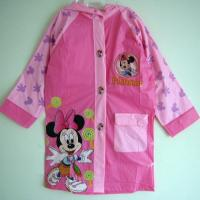 Wholesale Children PVC Raincoat Mickey Mouse Printing Eco-friendly from china suppliers