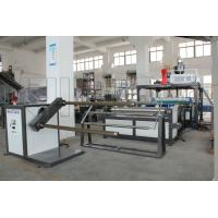 Quality Compound Air Bubble Film Machine With Different Size LDPE Material for sale