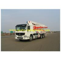 Wholesale 39m concrete pump truck  boom HOWO ZZ5307N4647C with warranty from china suppliers