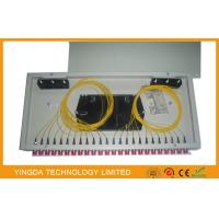 Wholesale Rack Mount Fiber Optic Patch Panel from china suppliers