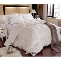 Wholesale EUO Cotton Grey Down Feather Quilt Luxurious Duvet For Hotel / Home from china suppliers