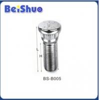 Galvanized Wheel Bolt And Nut Manufacture,Export Truck Wheel Hub Bolts and Nuts, Hub Bolt And Nut OEM