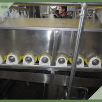 Wholesale JM-MSJ High efficient  Fruit and vegetable brush type industrial  cleaning equipment from china suppliers