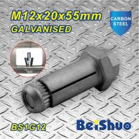 Wholesale Carbon steel  Zinc plated Hot dip Galanised Expansion Hex Anchor Bolt Grade 8.8 from china suppliers
