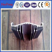 Wholesale heat sink aluminium profile for industry, china aluminum heat sink for light housing from china suppliers