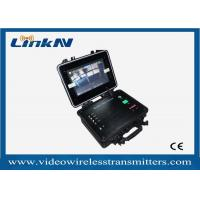 Wholesale Real Time Video Monitoring Wireless AV Receiver With Full HD Monitor from china suppliers