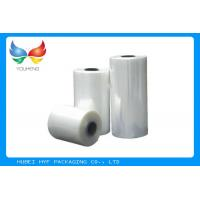 Wholesale 40 Micron Label Shrink Film Rolls For Gravure Printing Heat Shrink Bands from china suppliers