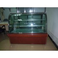 Wholesale Commercial Flat Top Cake Display Freezer, Marble Cake Display Chiller from china suppliers