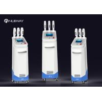 Wholesale IHR / SR Handles IPL SHR Hair Removal Machine For All Hair And Skin Types from china suppliers
