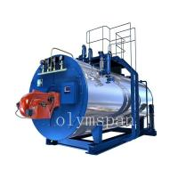 Wholesale High Pressure Gas Fired Steam Boiler , 1 Ton Atomized Steel Steam Gas Heating Boiler from china suppliers