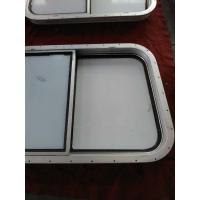 Wholesale Bolted / Welded Rectanglar Marine Windows / Marine Ships Aluminum Alloy Window from china suppliers