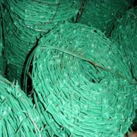 Wholesale pvc barbed wire from china suppliers