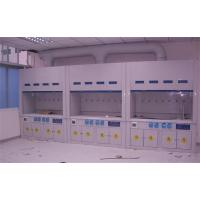 Wholesale High quality corrosion and acid alkali FRP Fume cabinet for chemicla and college lab from china suppliers