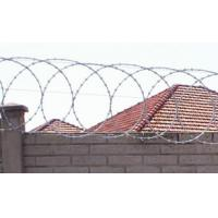 Buy cheap Flat Razor Wire from wholesalers
