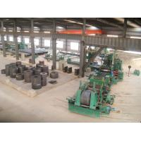 Buy cheap Straight Seam Welded Pipe Production Line Tube Making Line High Speed from wholesalers