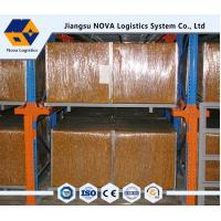 Wholesale NOVA Factory Direct Price/Nanjing Port Heavy Duty Pallet Racking from china suppliers