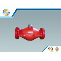 Wholesale Durable Self Enclosed Spring Loaded Check Valve For Solid Control System from china suppliers