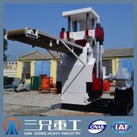 Buy cheap Medium Capacity Automatic High pressure Brick Making Machine from wholesalers
