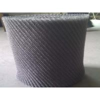 Wholesale 304 Stainless Steel Knitted Wire Mesh For Filtering 10 - 600mm Mesh Width from china suppliers