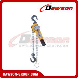 China DAWSON DSSB-C High Strength Patent design 0.5 - 9 Tons Lever Hoist on sale