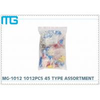 Wholesale Several Types Terminal Assortment Kit MG - 1012 1012 Pcs With Free Samples from china suppliers