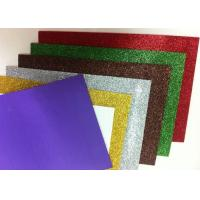 Wholesale Paper Printed Self Adhesive Glitter Foam Sheets , Water - Proof Craft Glitter Foam Sheets from china suppliers