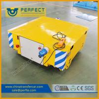 Wholesale 2T small loading table rail car powered by battery moving on rails from china suppliers