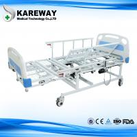 Quality Safety Adjustable Patient Bed With Automatic Toilet For Bedridden Patient for sale