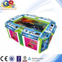 Wholesale Bill acceptor and printer machine fish hunter games sale, commercial arcade game machine from china suppliers