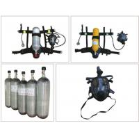 Quality SCBA self-contained air breathing apparatus MED standard for sale