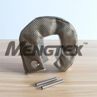 Quality Titanium Turbo Blanket Turbo Charger For T3 Heat Shield for sale