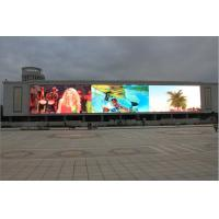 Buy cheap dot pitch P12 Asynchronous Control System Outdoor Led Display Boards CE RoHS FCC from wholesalers