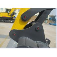 Quality 8200KGS Excavator Equipment Rental With Cummins Diesel Engine / KYB Hydraulic Parts for sale
