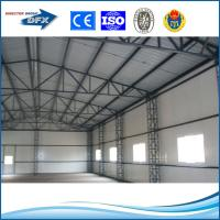 Quality Qingdao Manufacturer Hot Sale Prefabricated Steel Structure Warehouse for sale