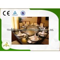 Wholesale Food Plazza / Buffet Car Electric Tabletop Grill Japanese Cooking Table from china suppliers