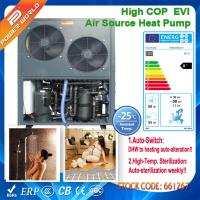 Wholesale EN14511 18.8kw Air To Water Air Source Heat Pump For Room Heating / Residential Hot Water from china suppliers