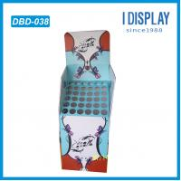 Wholesale design display counter, pos counter display stand, counter cardboard display from china suppliers