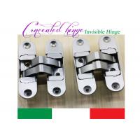Wholesale 3-way adjustable european concealed hinges invisible when wood door closed from china suppliers