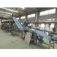 Wholesale ZKS380 Smaller Puff Production Line With Two Auto Freezing Tunnels from china suppliers