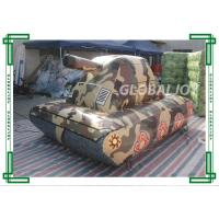 Wholesale Customized Camouflage Inflatable Paintball Bunkers Sporting Air Tank from china suppliers