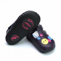 Wholesale Soft Sole Leather Baby Shoes PB-1067PU from china suppliers