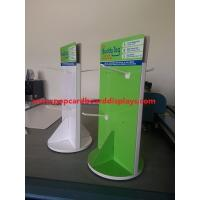Wholesale Spinner Display Racks rotatable cardboard spinning display rack from china suppliers