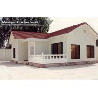 Wholesale Commercial or Residential Apex Light Steel Structure House / Modular Homes from china suppliers