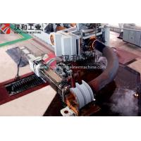 Wholesale Hydraulic Clamping Mechanical Driving Steel Tube Bending Machine 159-530 mm Bending Dia from china suppliers