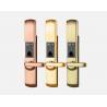 Buy cheap Home System Biometric Fingerprint Lock with Swedish FPC Fingerprint Sensor from wholesalers
