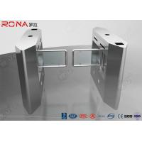 Wholesale Security Access Control Swing Barrier Gate System With Rfid Identification from china suppliers