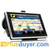 "Wholesale Navidos - 5"" Touchscreen SiRF Atlas V GPS Navigator (600MHz, Windows CE6.0) from china suppliers"