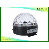 Wholesale Disco Light RGB LED Magic Ball Light Sound Control For 6 Watts For Stage Show from china suppliers